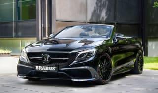 Brabus 850 6.0 Biturbo Cabrio - front quarter
