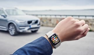 Volvo smart watch