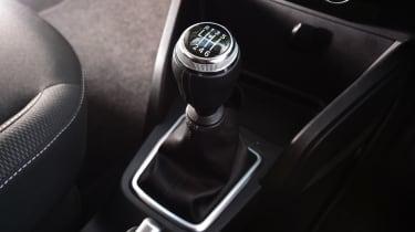 Dacia Duster gearknob