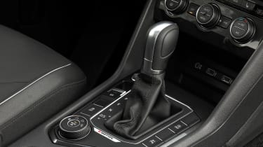 Volkswagen Tiguan Allspace - transmission