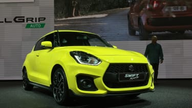 New 2018 Suzuki Swift Sport