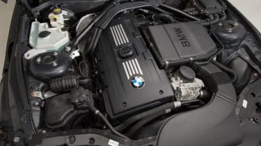 Used BMW Z4 - engine
