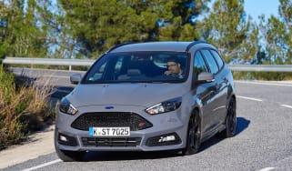 Ford Focus ST Estate 2015 front