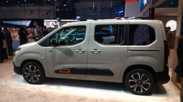 Citroen Berlingo - Geneva side