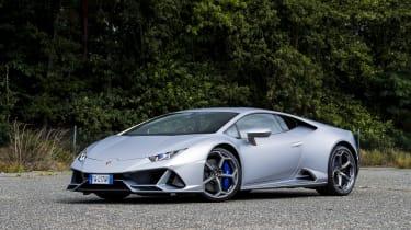 Lamborghini Huracan Evo - static