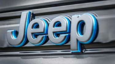 Jeep Grand Cherokee 4xe - Jeep badge