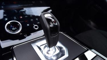 Range Rover Evoque - transmission