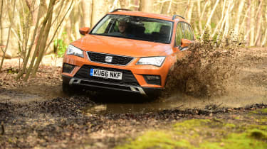 SEAT Ateca long term final report - off-road