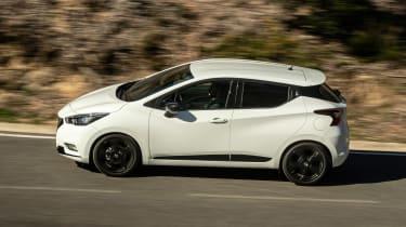 Nissan Micra N Sport - side