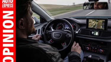 Driverless cars OPINION