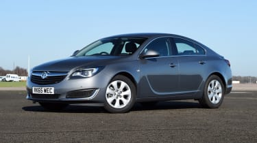 Vauxhall Insignia - front static