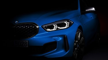 BMW 1 Series - production teaser