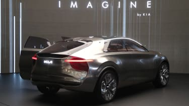Imagine by Kia - Geneva rear