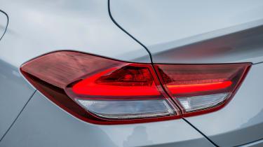 Hyundai i30 Fastback - rear light