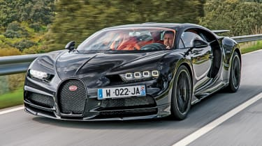 Best new cars of 2017: our road tests of the year - Bugatti Chiron