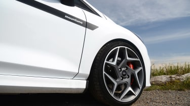 Ford Fiesta ST M225 - profile