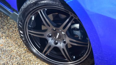 Suzuki swift sport ctc buddy club alloy wheels