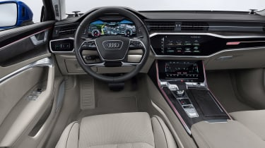Audi A6 Avant - dash