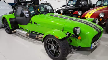Long-term test review: Caterham 270S finished product