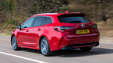 Toyota Corolla Touring Sports - rear