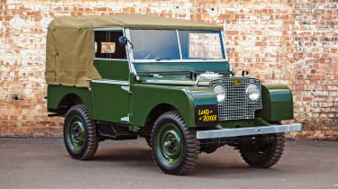 Land Rover Series/Defender