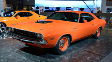 Cool cars: the top 10 coolest cars - Dodge Challenger