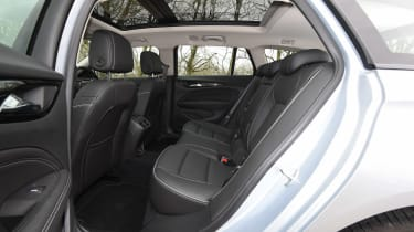 Vauxhall Insignia Sports Tourer - rear seats