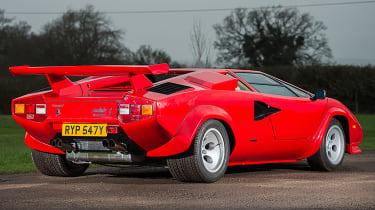 Best cars of the 80s: Lamborghini Countach