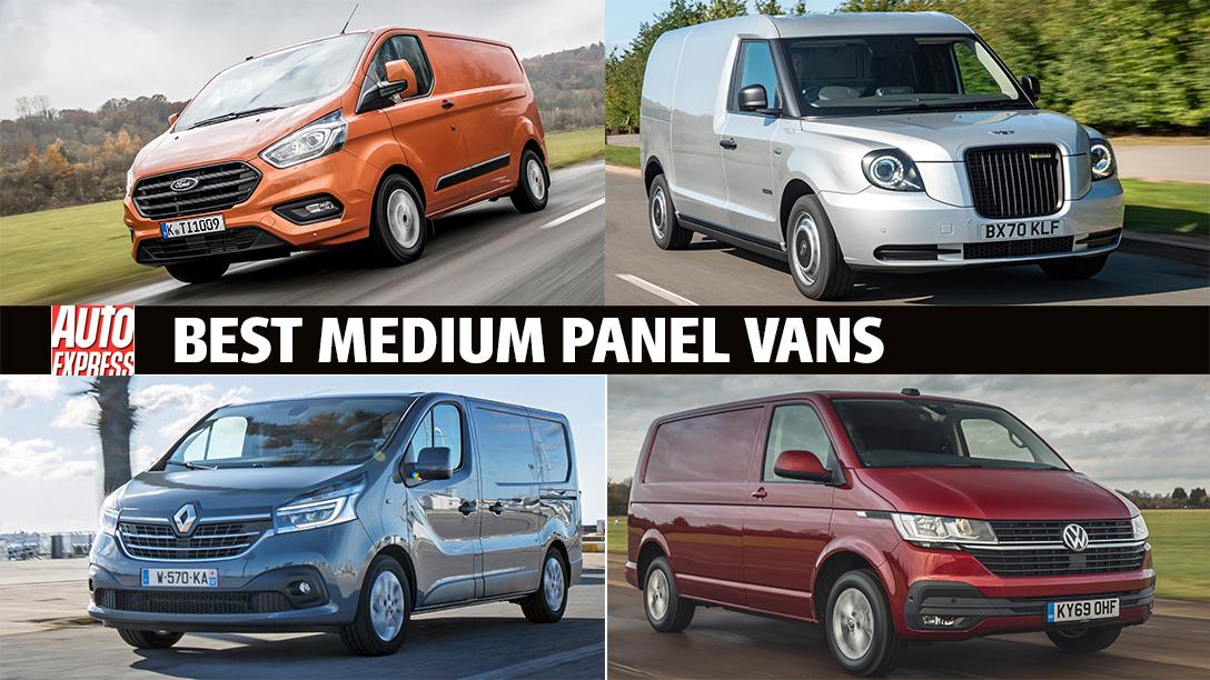 Best Medium Panel Vans To Buy 2021 Auto Express