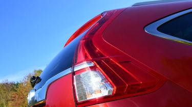 Honda CR-V long-termer taillights