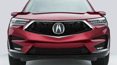Acura RDX Prototype - front