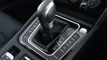 Volkswagen Passat GTE gearlever