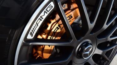 Mercedes-AMG C 63 S - wheel