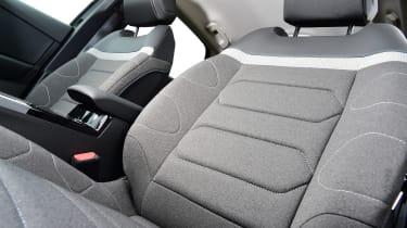 Citroen C4 - seats