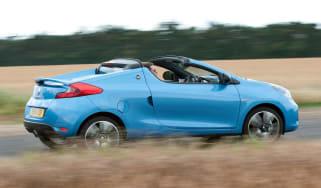 Renault Wind 1.2 TCe rear pan