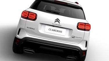 Citroen C5 Aircross - full rear