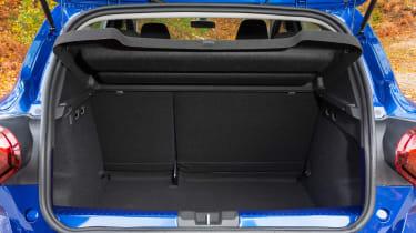 Dacia Sandero 2021 -  boot