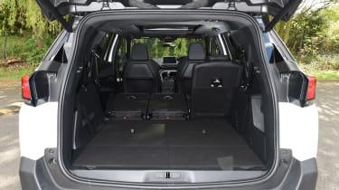 Peugeot 5008 long-term test - boot