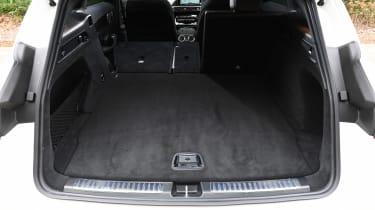 Mercedes EQC - boot