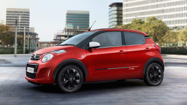 Citroen C1 Urban Ride - front
