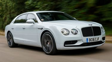 Bentley Flying Spur - best used luxury cars