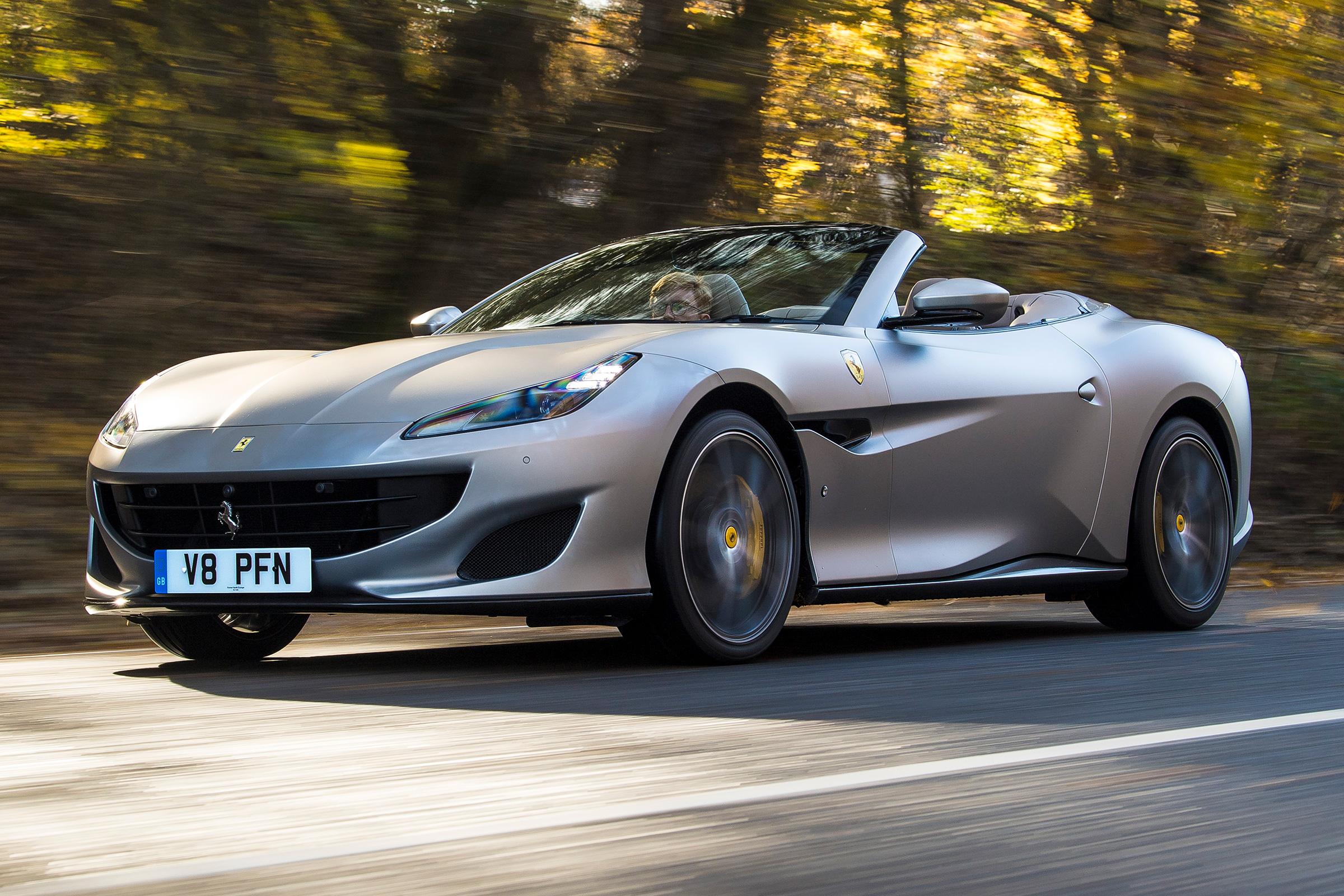 New Ferrari Portofino 2018 Review Auto Express