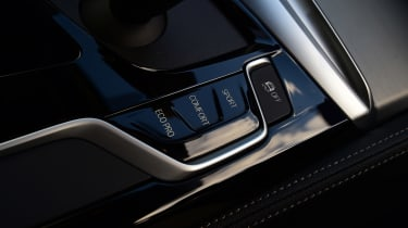 BMW 5 Series - drive mode