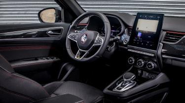 Renault Arkana - cabin