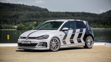 Volkswagen Golf GTI Next Level Concept