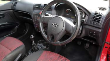 Used Kia Picanto - dash