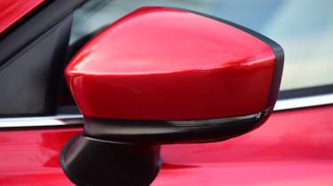 Mazda 3 2016 - door mirror