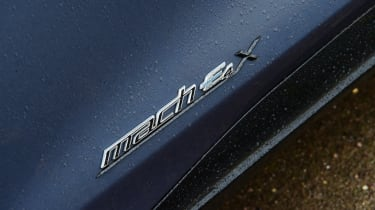 Ford Mustang Mach-E - badge