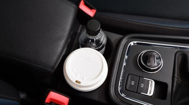 SEAT Ateca long term - second report cup holders