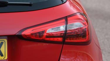 Mercedes A 180 SE - rear light
